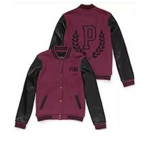 Victoria Secret Varsity Letterman Jacket